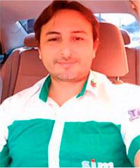 Alex - Representante SIM
